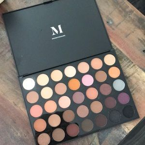 Morphe warm it up!